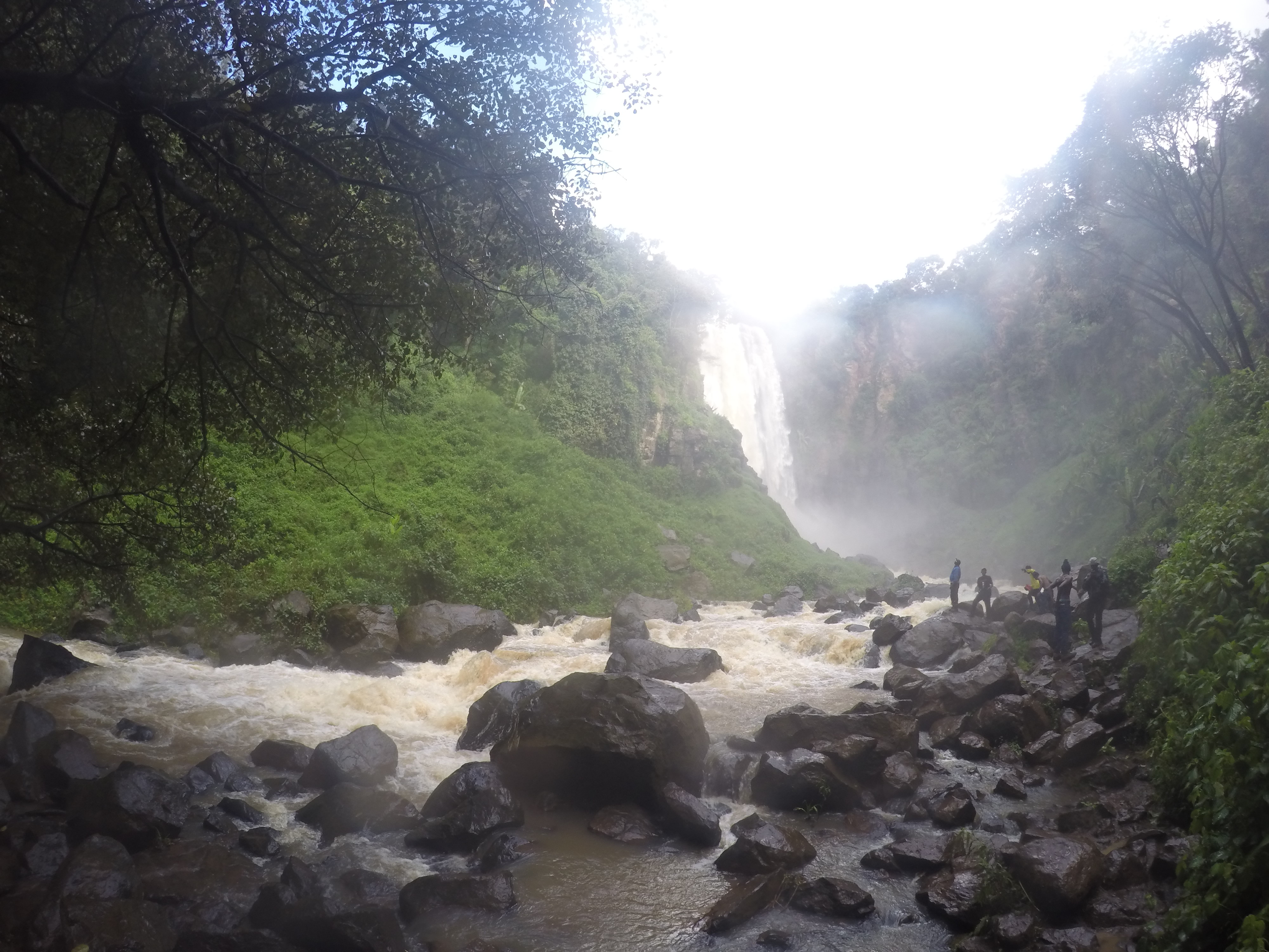 road tripin Kenya