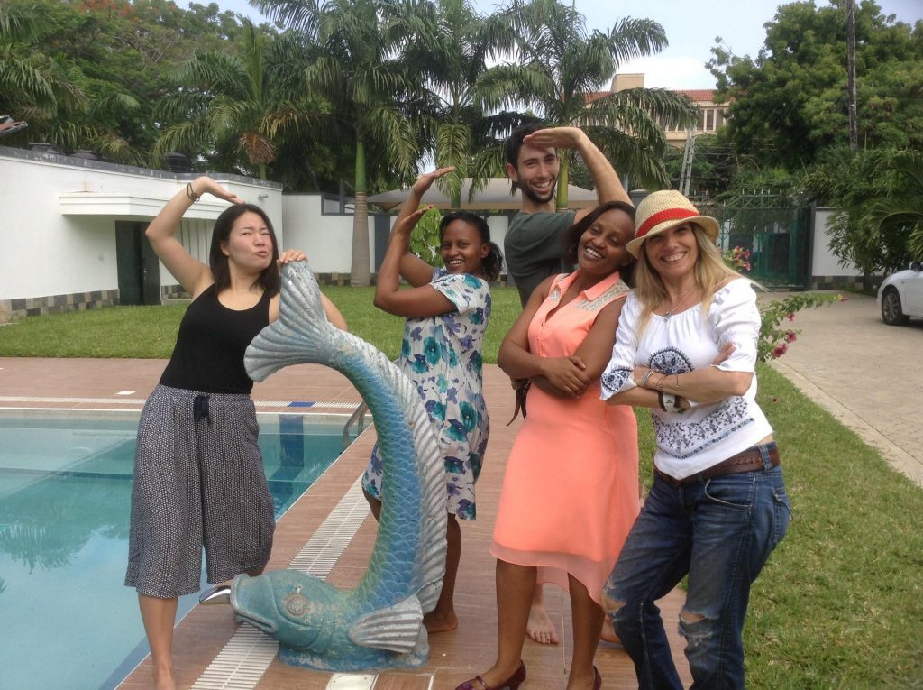 travel blog kenya
